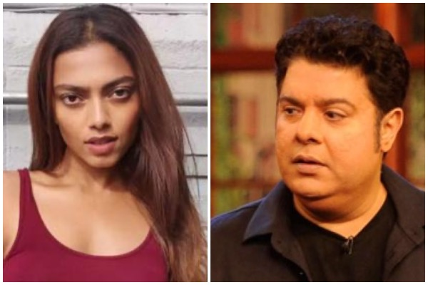 Indian model Paula accuses Sajid Khan of sexual harassment when she was 17