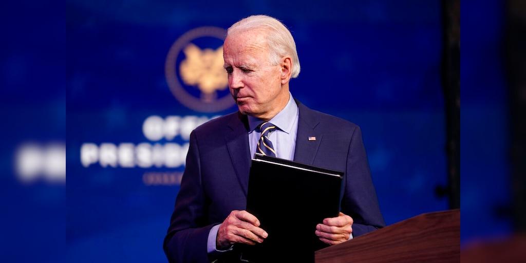 Biden to issue executive order halting any Trump 'midnight regulations'