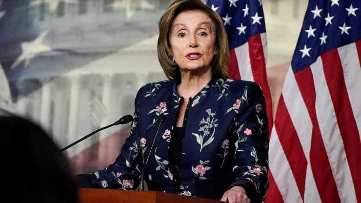 House delays vote to advance Biden's economic agenda as centrist Democrats derail Pelosi's plans